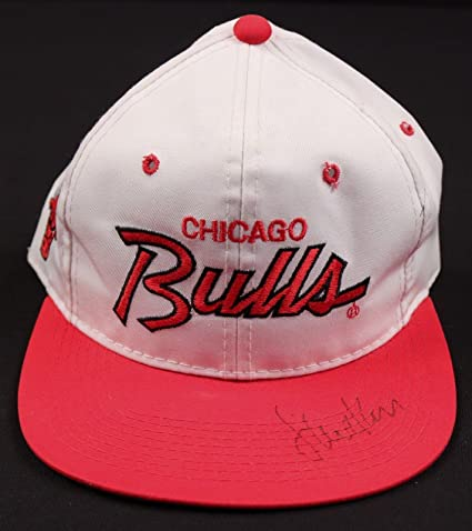 e0782e2fd Image Unavailable. Image not available for. Color  Steve Kerr Bulls Signed  NBA ...