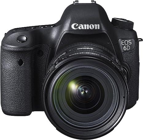 Cámara réflex Digital Canon EOS 6D (Solo Cuerpo): Amazon.es ...