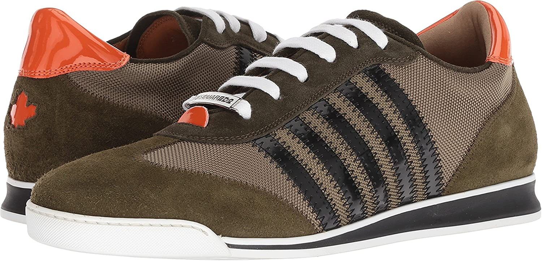 1525e76455d840 Amazon.com: DSQUARED2 Mens New Runner Sneaker: Shoes