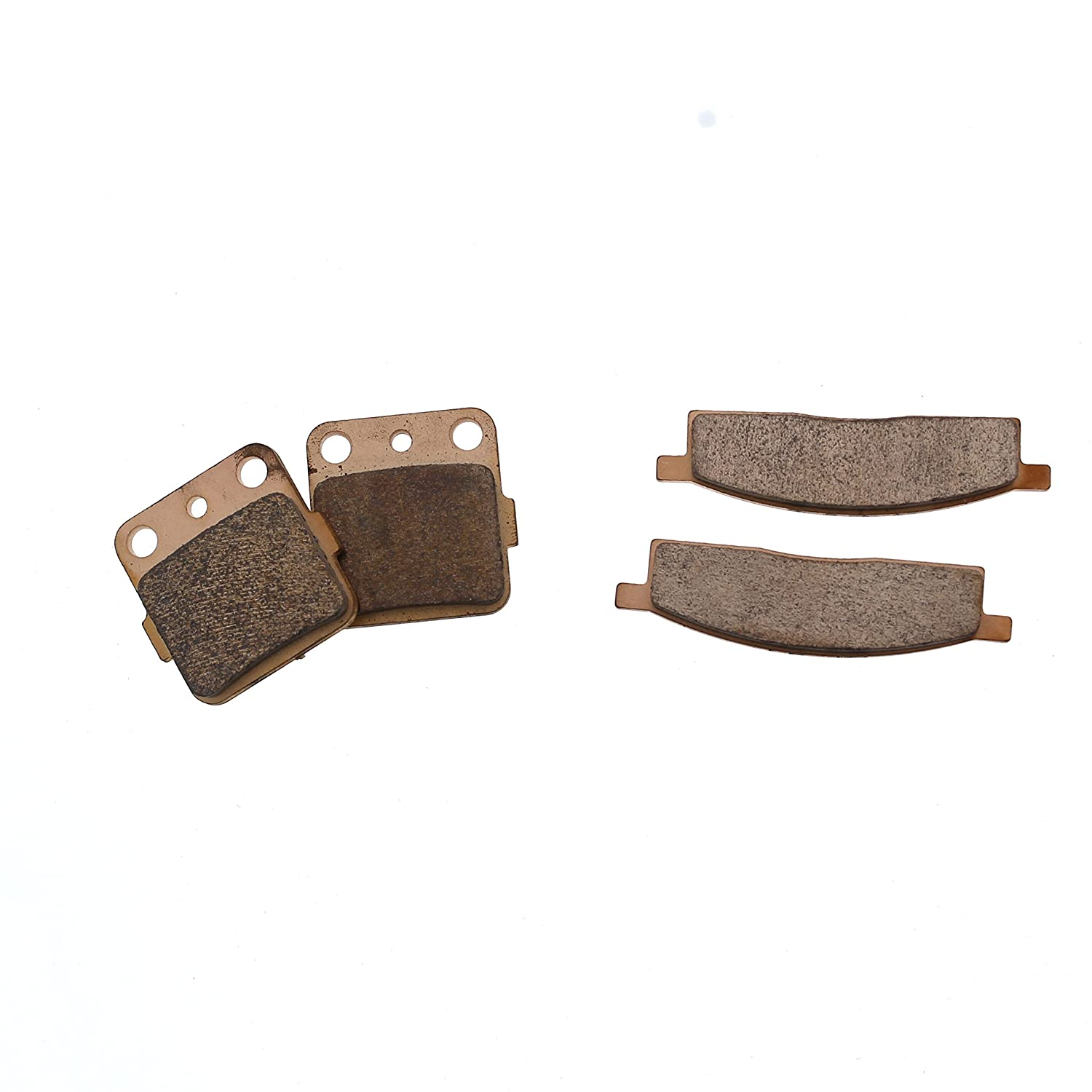 Brake Pads for Yamaha YZ450F 2003-2017 Rear Severe Duty Brakes by Race-Driven