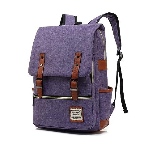 UGRACE Slim Business Laptop Backpack Elegant Casual Daypacks Outdoor Sports Rucksack  School Shoulder Bag for Men e1beb825e9948