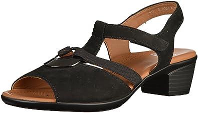ARA 12-35715H Damen Sandalen Schwarz, EU 42,5  Amazon.de  Schuhe ... a68aab03ae