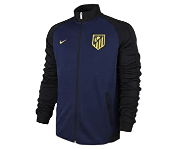 Nike ATM M NSW N98 TRK JKT AUT - Chaqueta Atlético de Madrid para Hombre, Color Negro, Talla M: Amazon.es: Deportes y aire libre