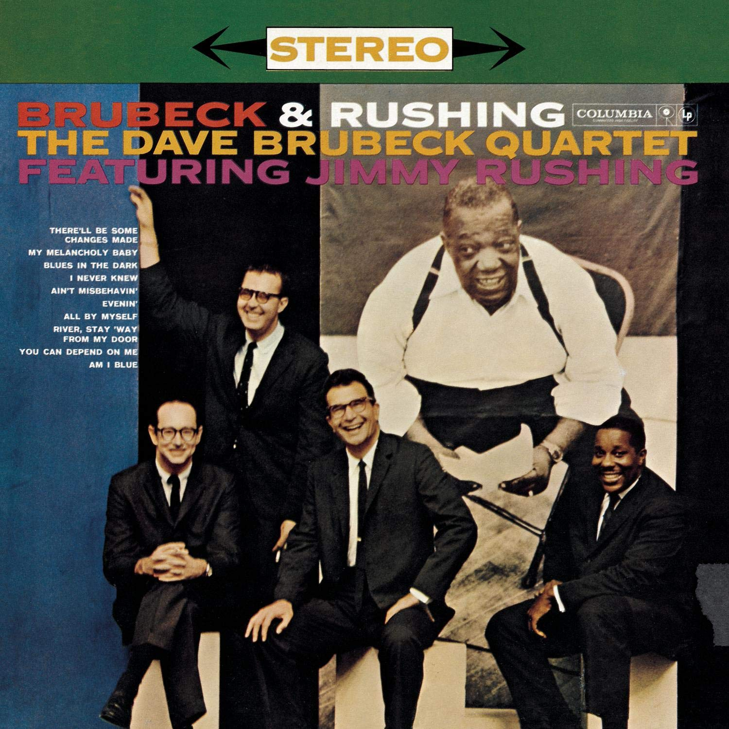 Dave Brubeck & Jimmy Rushing - Brubeck And Rushing - Amazon.com Music