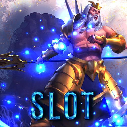 God Poseidon Slot Machine : Jackpot Casino Slots Game HD]()