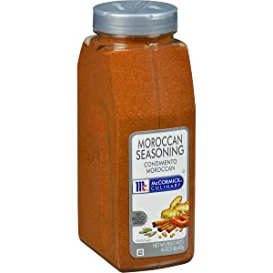 McCormick Culinary Moroccan Seasoning, 16 oz