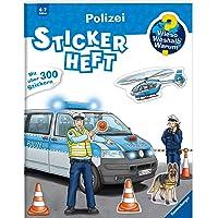 Polizei (Wieso? Weshalb? Warum? Stickerheft)