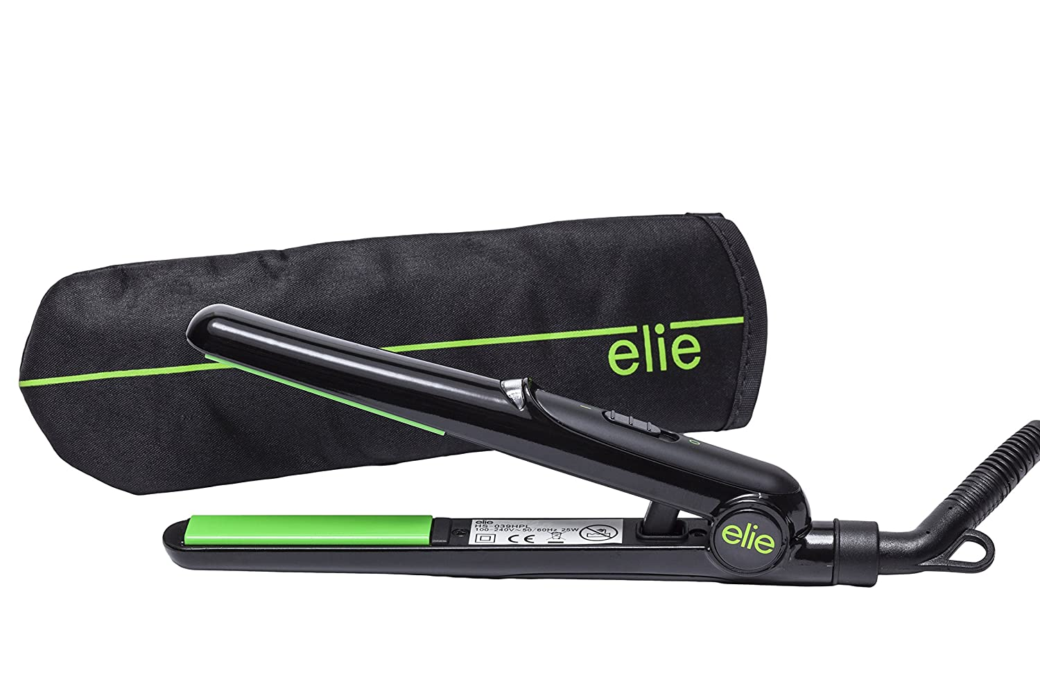 elie slim hair straighteners for short hair