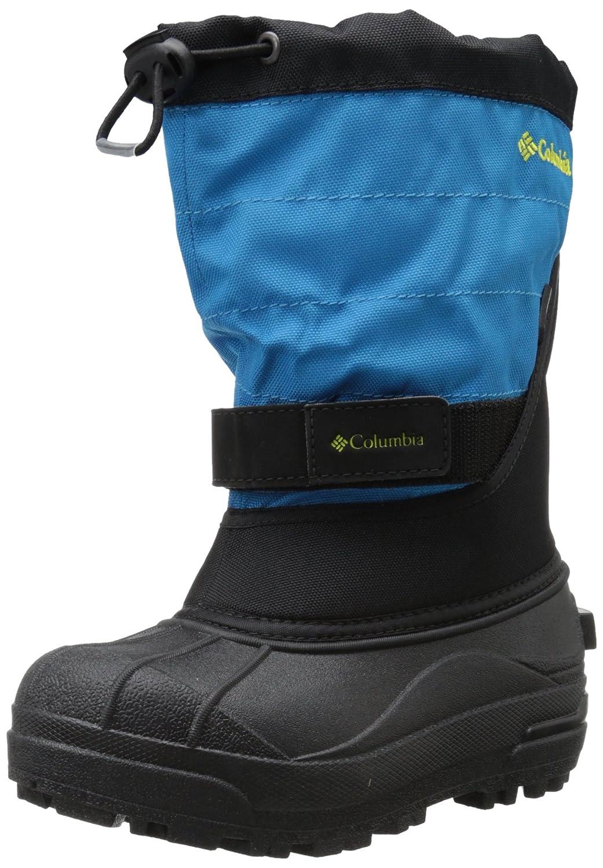 Columbia - Kid's Powderbug Plus II - Winterschuhe Gr 13 blau/schwarz dhOCjHkj