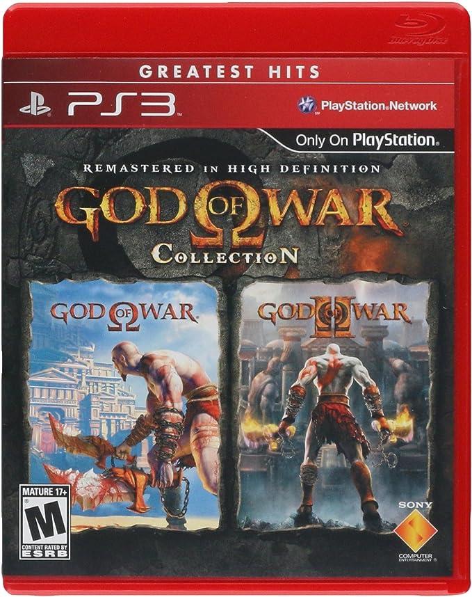 Sony God of War + God of War 2 (PS3) - Juego: Amazon.es: Videojuegos
