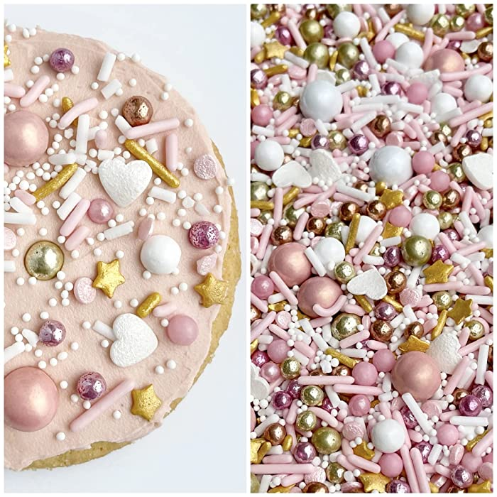 The Best Birthday Sprinkles And Cake Decor