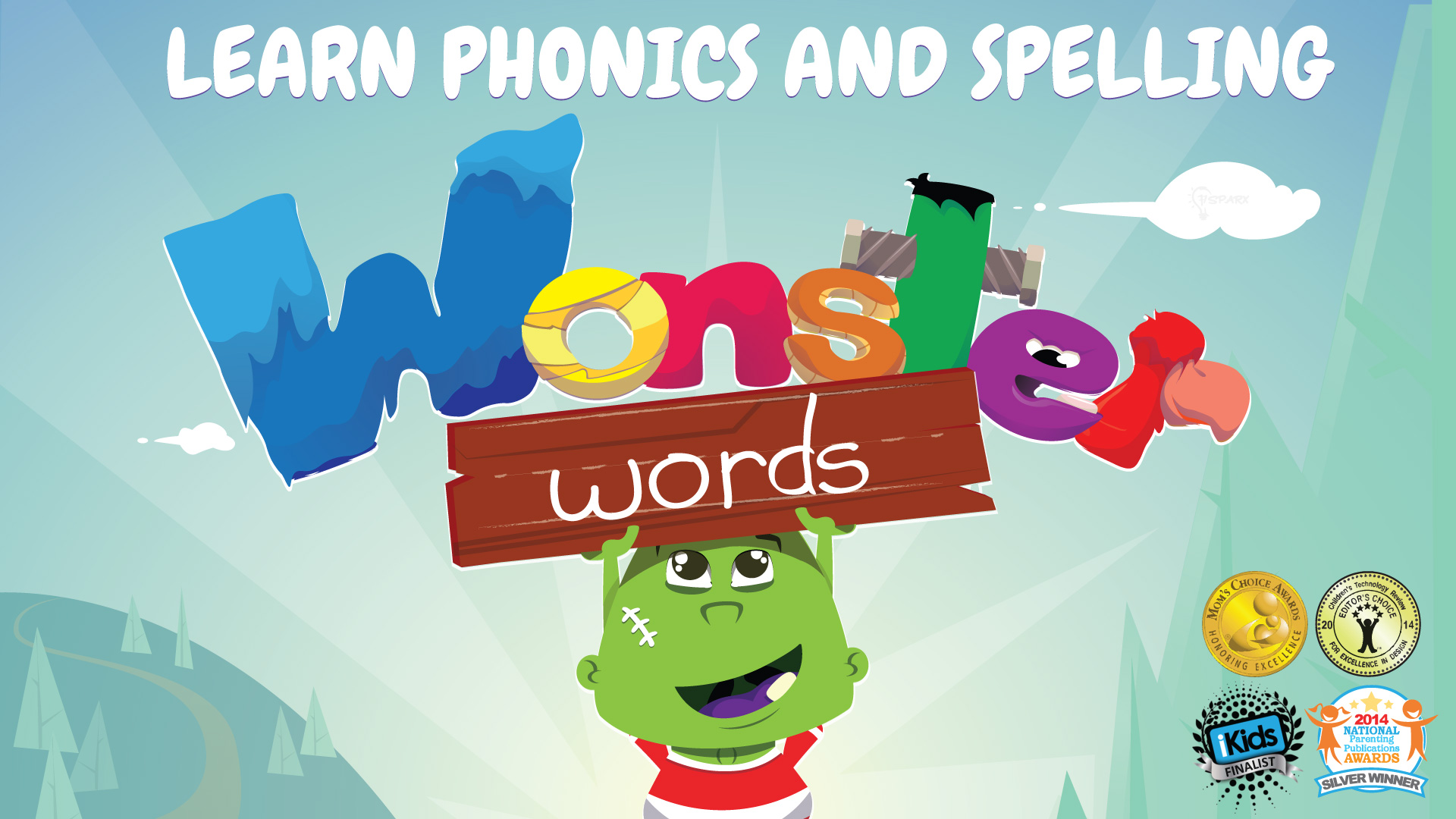 Amazon Wonster Words ABC Phonics and Spelling for Kids