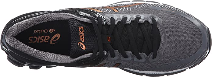 Asics Gel-Kinsei 6 Zapatillas de correr para hombre, color Gris, talla 40.5 EU: Amazon.es: Zapatos y complementos