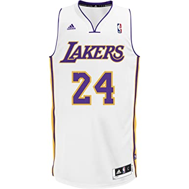 9a0b8a970 adidas Los Angeles Lakers Swingman Jersey  24 Kobe Bryant