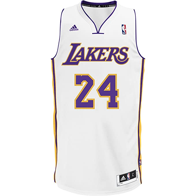 Amazon.com: adidas Los Angeles Lakers Swingman Kobe Bryant ...