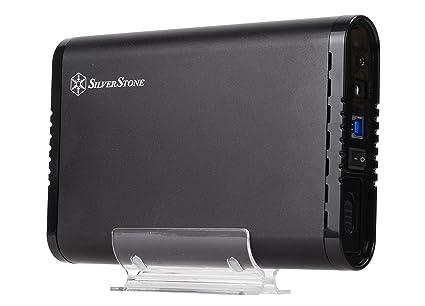 SilverStone SST-TS07 - Carcasa para disco duro externo USB 3.0 ...