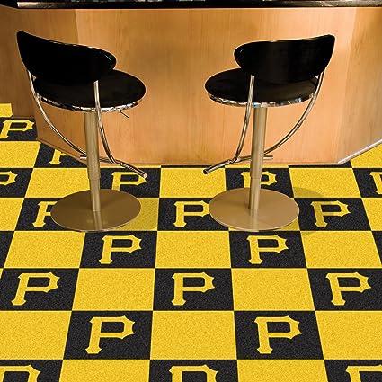 Admirable Amazon Com Starsun Depot Pennsylvania Team Carpet Tiles Mlb Squirreltailoven Fun Painted Chair Ideas Images Squirreltailovenorg