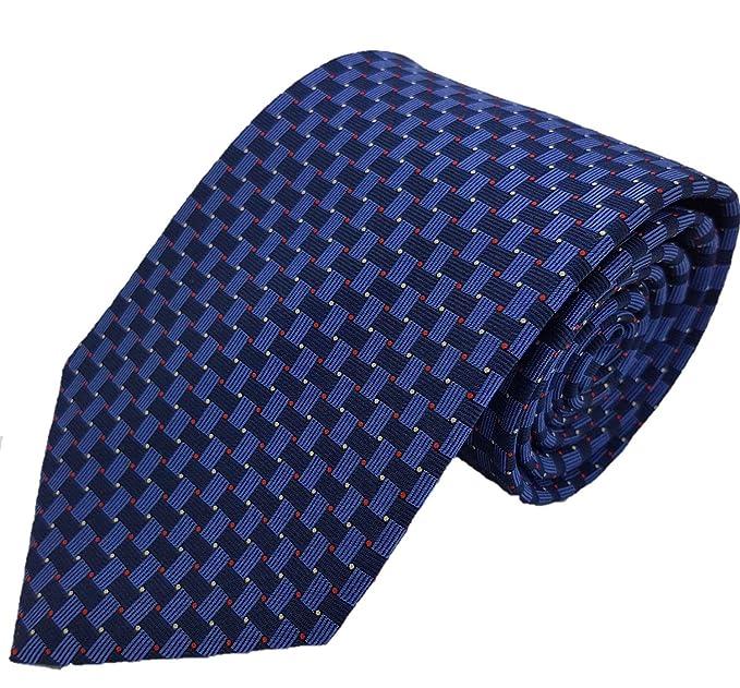 Silk Ties corbata de seda recuadro 8, 5 cm, Krawatte Seide ...