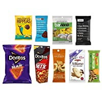 Snack Sample Box (get an equal credit toward future purchase of select snack products)