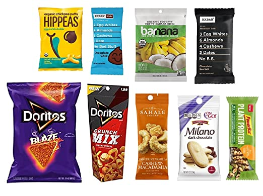 NEW Amazon Snack Sample Box with FREE Amazon Credit