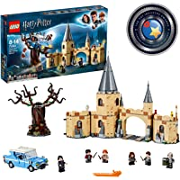 LEGO Harry Potter Hogwarts Whomping Willow Toy, Multi-Colour, 75953