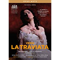 Verdi: La Traviata [Royal Opera House; Antonello Manacorda (Conductor)] [Opus Arte: OA1292D]