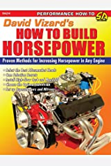 David Vizard's How to Build Horsepower (S-A Design) Kindle Edition