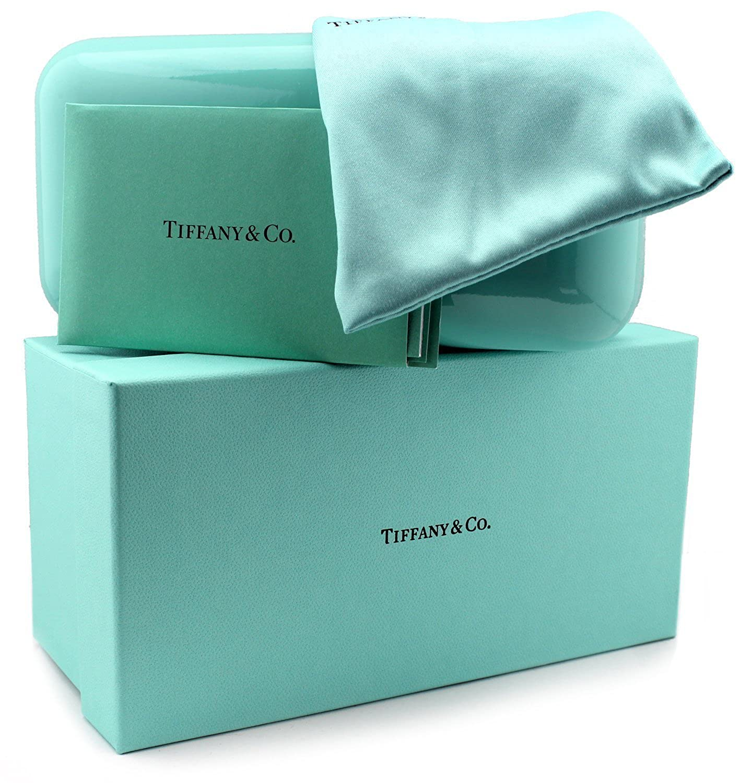 Tiffany & Co. TF2035 Eyeglasses Shiny Black (8055) TF 2035 8055 50mm ...