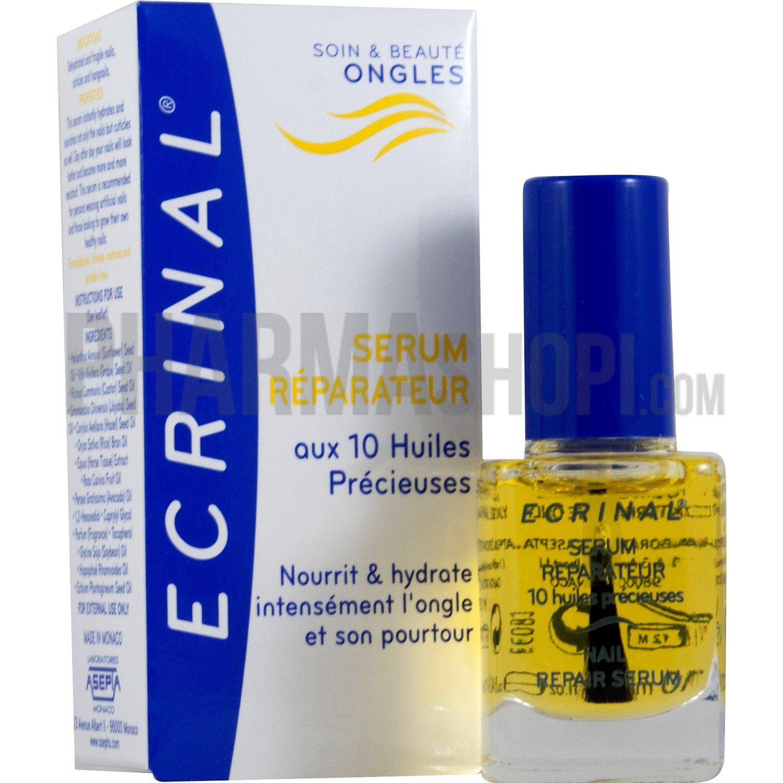 Ecrinal Nail Repair Serum with 10 Precious Oils 10ml 6946_7154