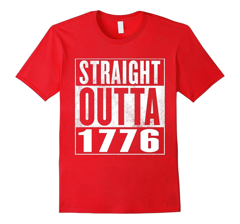1776 T-Shirt - STRAIGHT OUTTA 1776 Shirt-Vaci