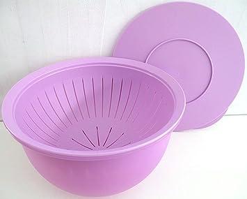 Tupperware(c) jungewelle 4 3lschüssel mit sieb(2)