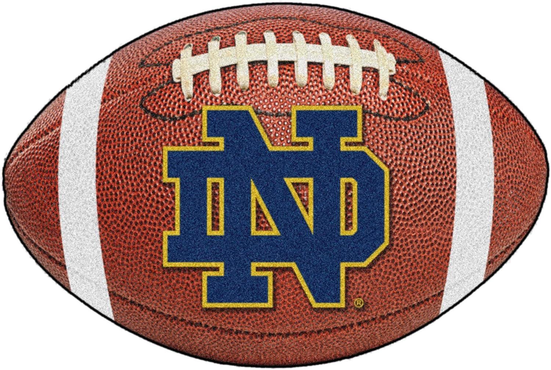 FANMATS NCAA General Sporting Goods Football Mat