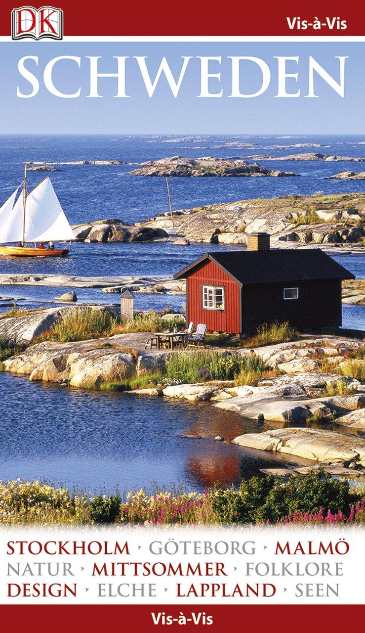 Vis-à-Vis Reiseführer Schweden: mit Mini-Kochbuch zum Herausnehmen