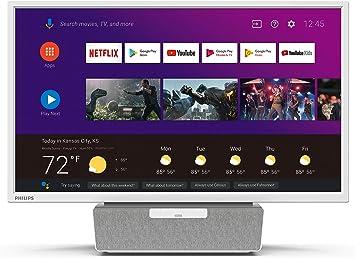 Philips 24PFL6704 televisor Android de 24 Pulgadas con Google ...