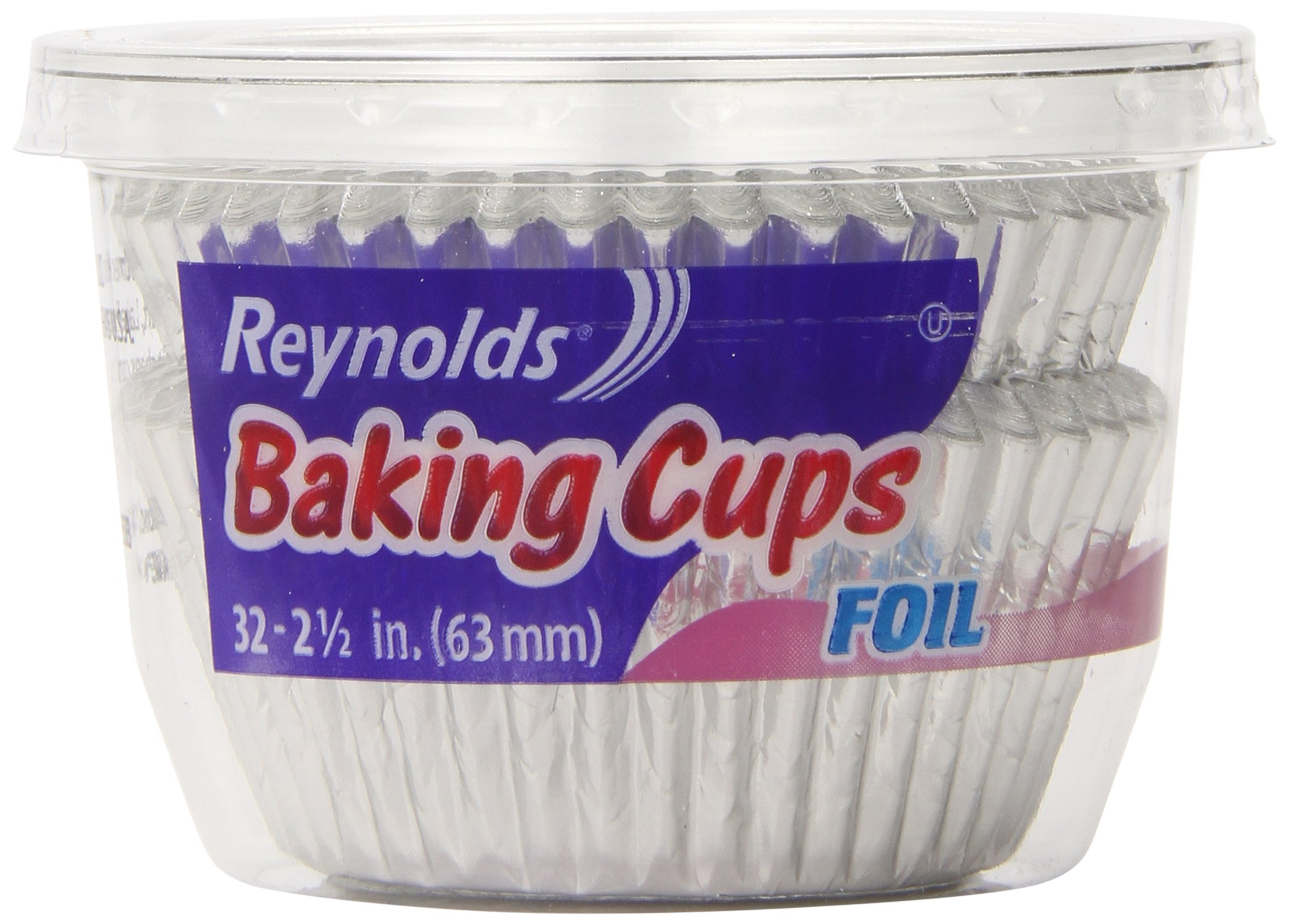 Reynolds Baking Cups, Foil, 32 Count