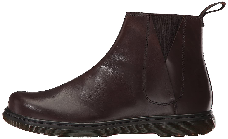 Dr. Martens Women's Noelle Dark Brown Chelsea Boot B01MR150T9 7 Brown Medium UK (9 US) Dark Brown 7 c6d175