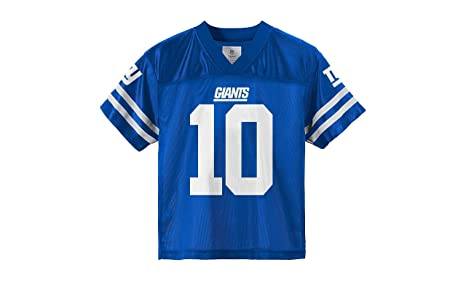 detailed look de802 e6d20 Amazon.com : Outerstuff Eli Manning New York Giants Youth ...