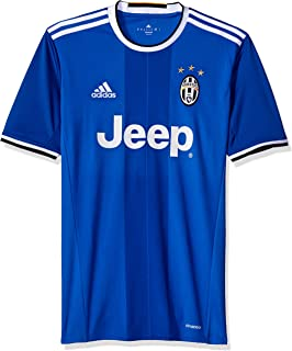 7af7fb3ee Amazon.com   2017-18 Juventus Home Football Soccer T-Shirt Jersey ...