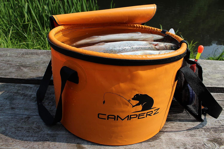 Faltschüssel für Camping Outdoor Faltbarer Eimer Garten