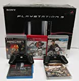 Playstation 3 Fat PS3 40gb Sony Firmware OFW 3.55 Console