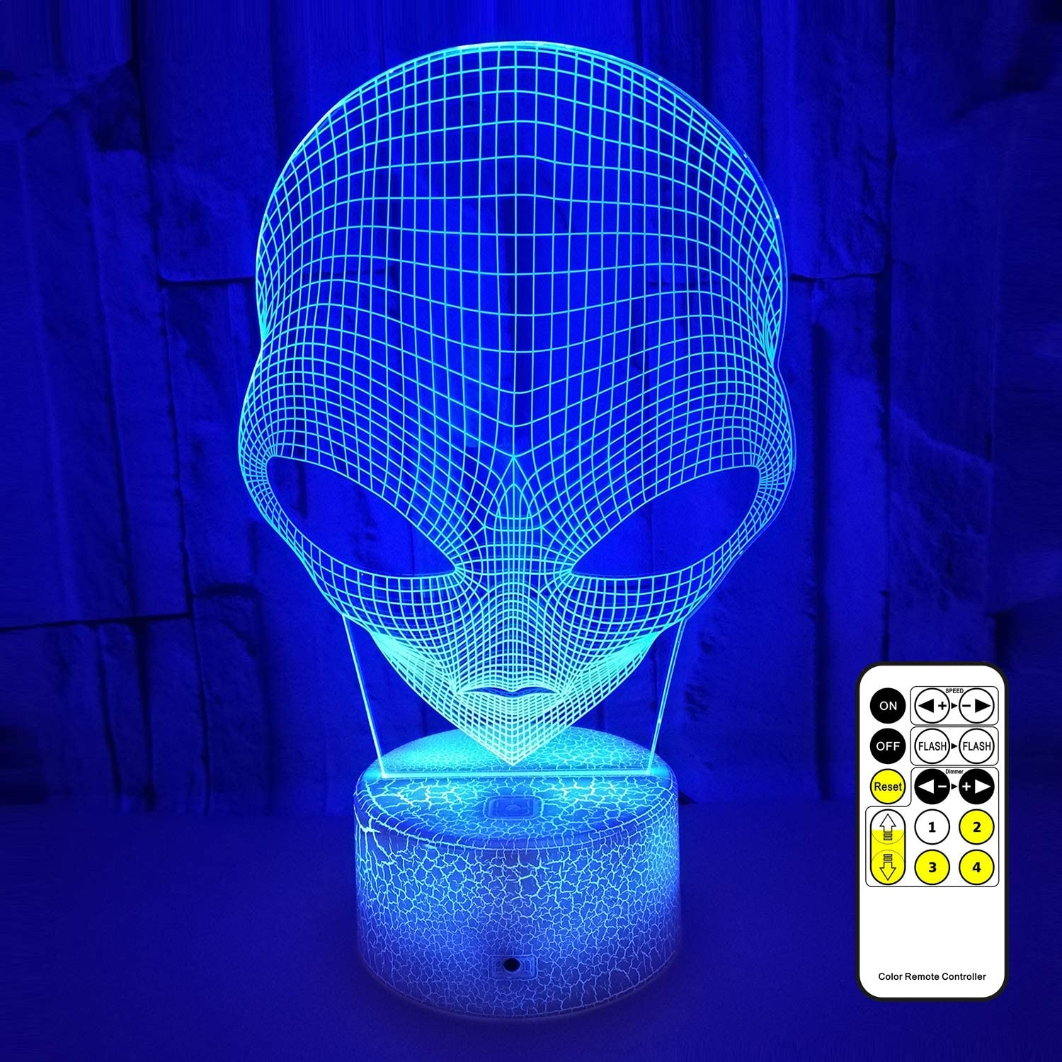 Football SUNCEN Football Lamp Night Light for Kids with Remote /& Smart Touch 7 Colors 16 Colors Changing Dimmable Toys 1 2 3 4 5 6 7 8 Year Old Boy or Kids Gifts