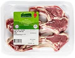 The Lamb Co Fresh New Zealand Lamb Rib Chops, 12 Ounce