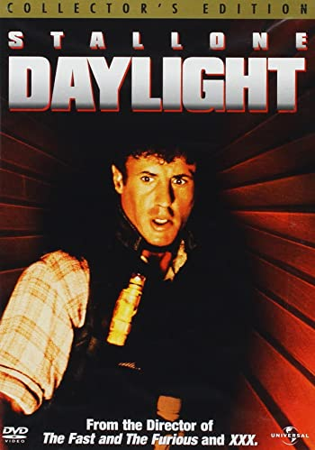 Poster of Daylight 1996 Full Hindi Dual Audio Movie Download BluRay 480p