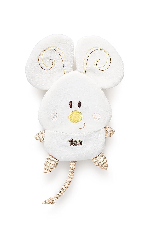 Trudi - Confortador frío/calor ratoncito, 19 cm (28437) peluche suave regalo niños