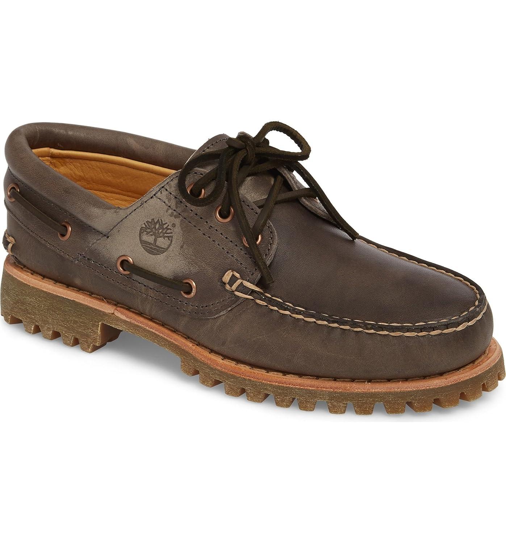 [ティンバーランド] メンズ スニーカー Timberland Lug Classic Boat Shoe (Men) [並行輸入品] B07F3YT8SV