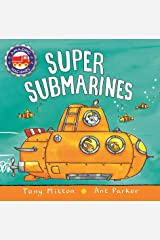 Super Submarines (Amazing Machines) Paperback