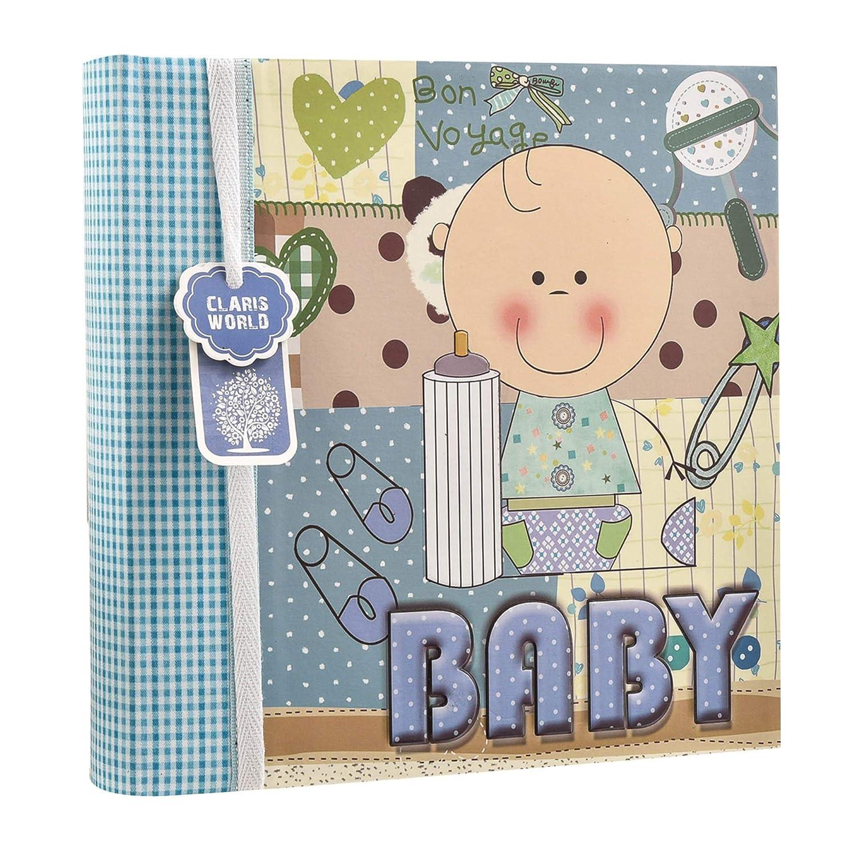 Arpan–Baby Boy azul/bebé niña rosa álbum de fotos de en la portada (200fotos de 6x4Ideal regalo rosa rosa AL-9773