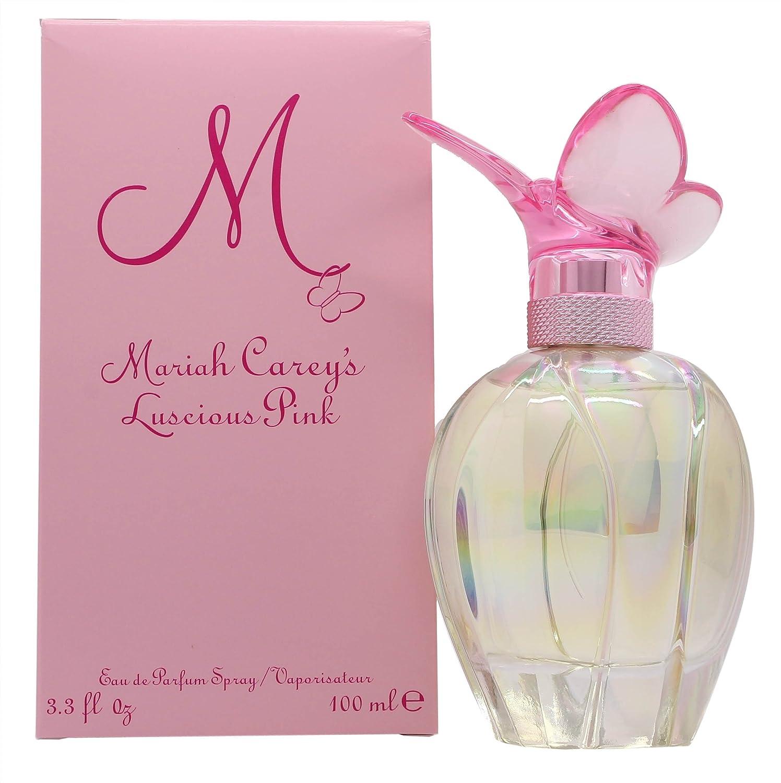 Mariah Carey Luscious Pink Eau de Parfum Spray for Women, 3.4 oz