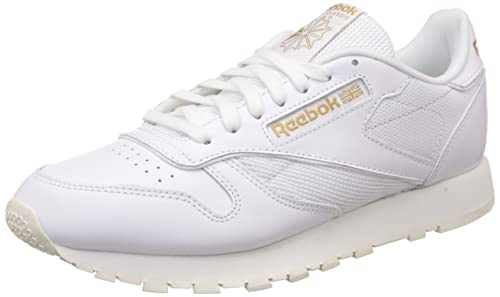 da0e6169271 Reebok Mens Classic Leather ALR Trainers - 6.5 White