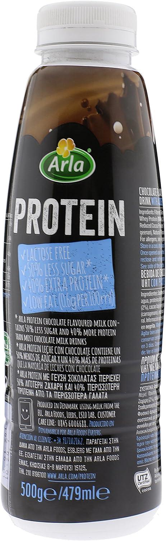 Arla Protein Batido Chocolate, 500g (Refrigerado)